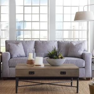Klaussner Nolan Queen Dreamquest Sleeper Sofa