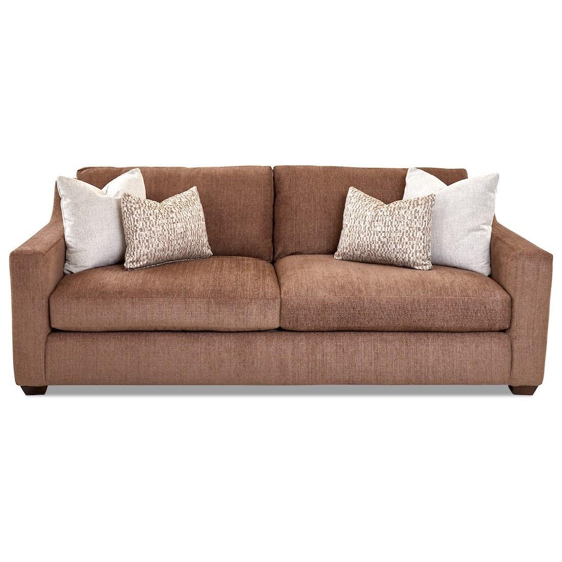 Novato Sofa by Klaussner at Johnny Janosik