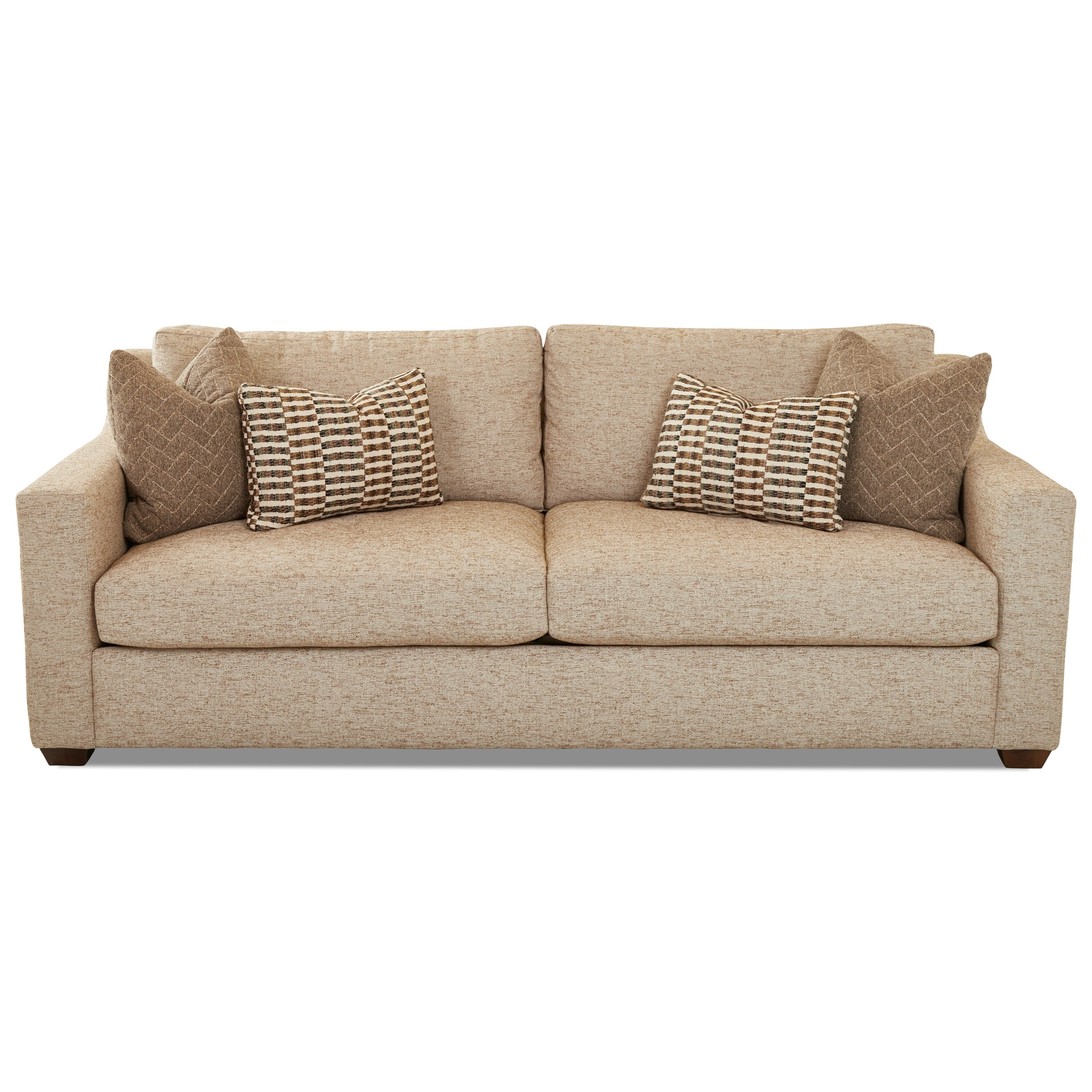 Novato Sofa by Klaussner at Northeast Factory Direct