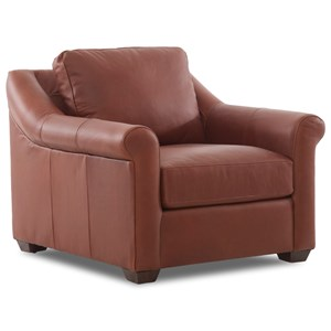 Casual Leather Chair