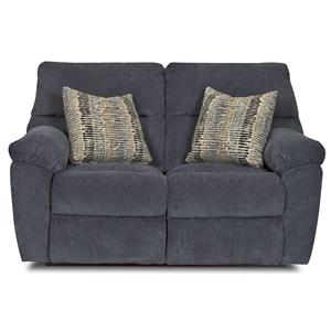Klaussner Odessa Power Reclining Loveseat