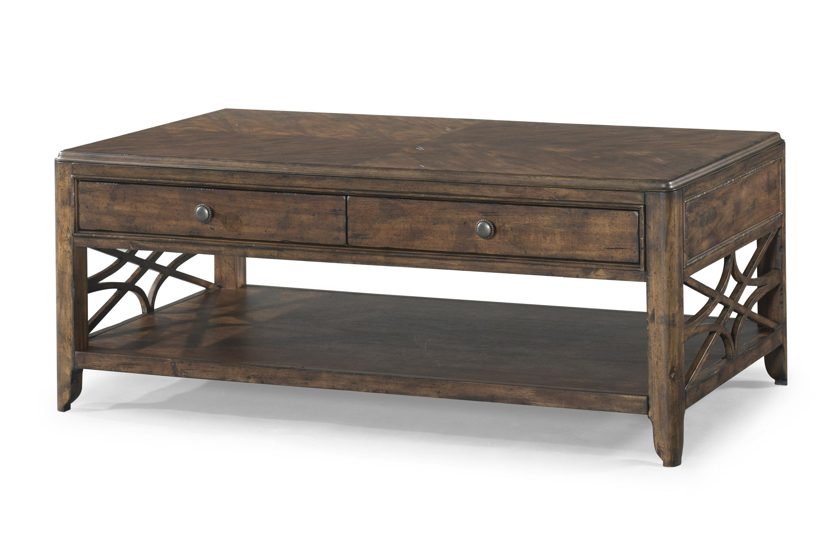 Oneida Oneida Cocktail Table by Klaussner at Morris Home