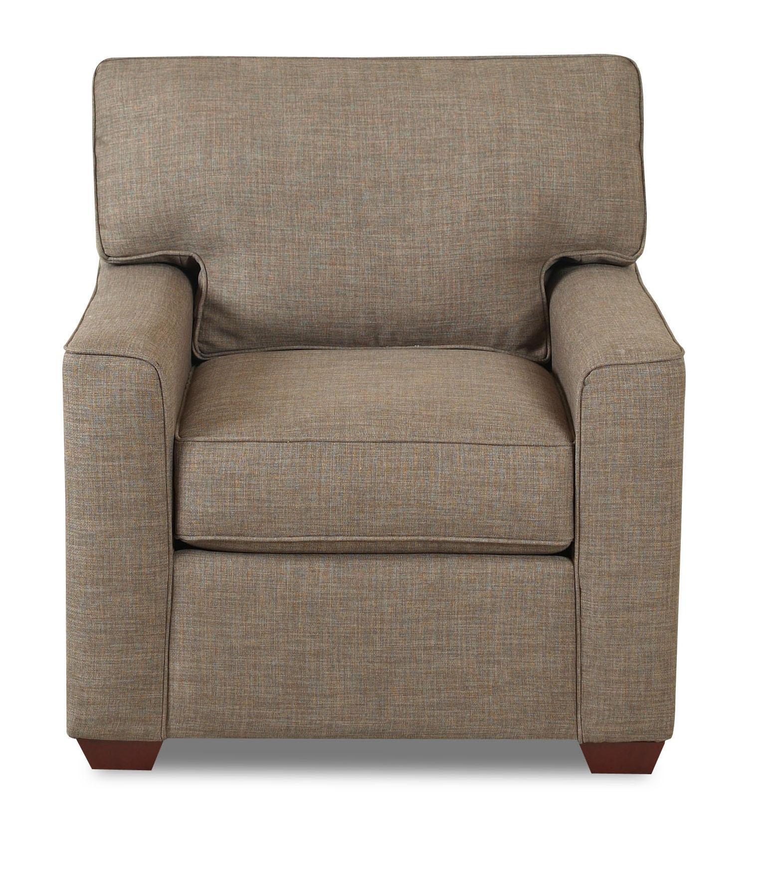 Pantego Chair by Klaussner at Lapeer Furniture & Mattress Center