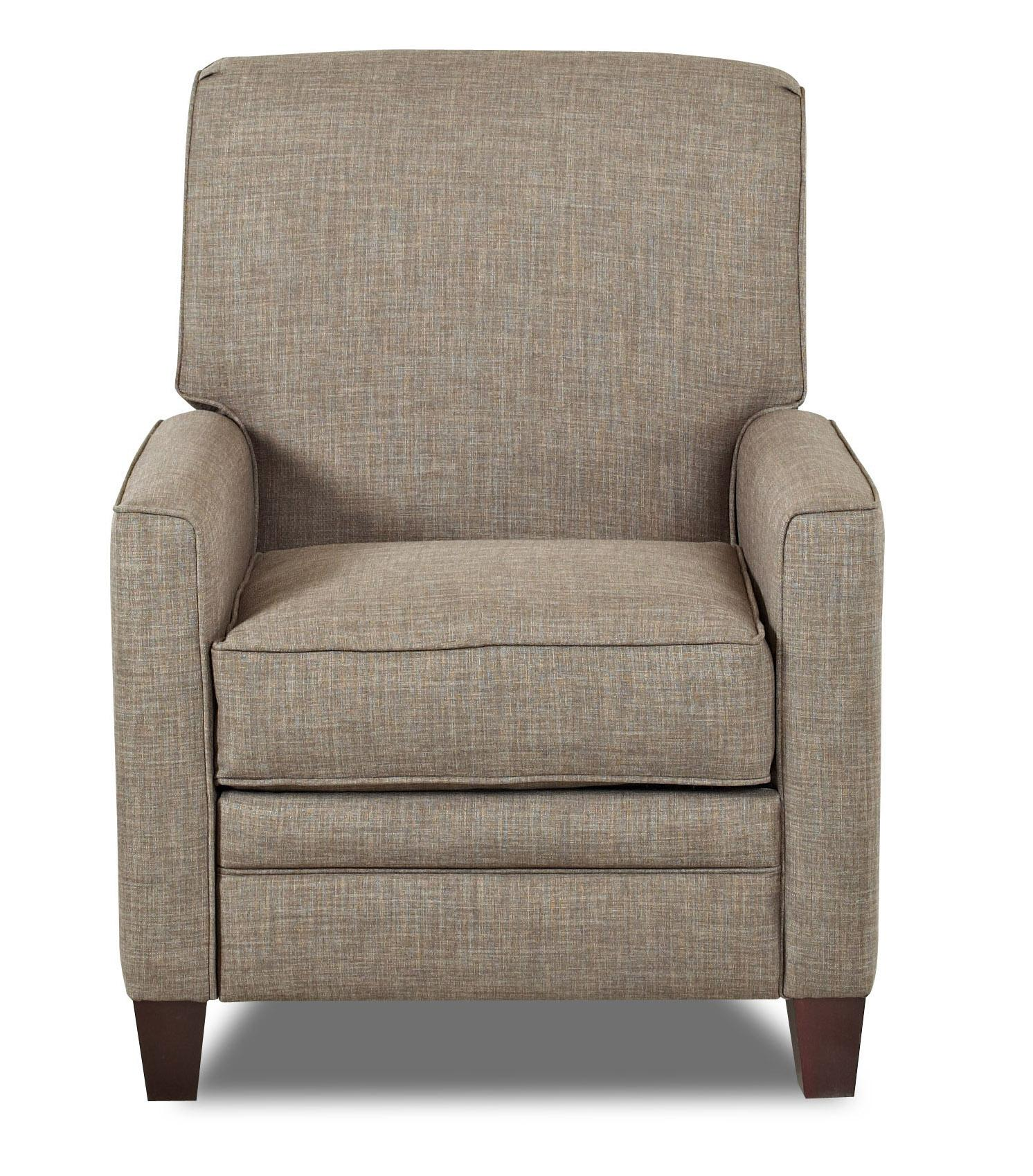 Pantego Power High Leg Reclining Chair by Klaussner at Pilgrim Furniture City