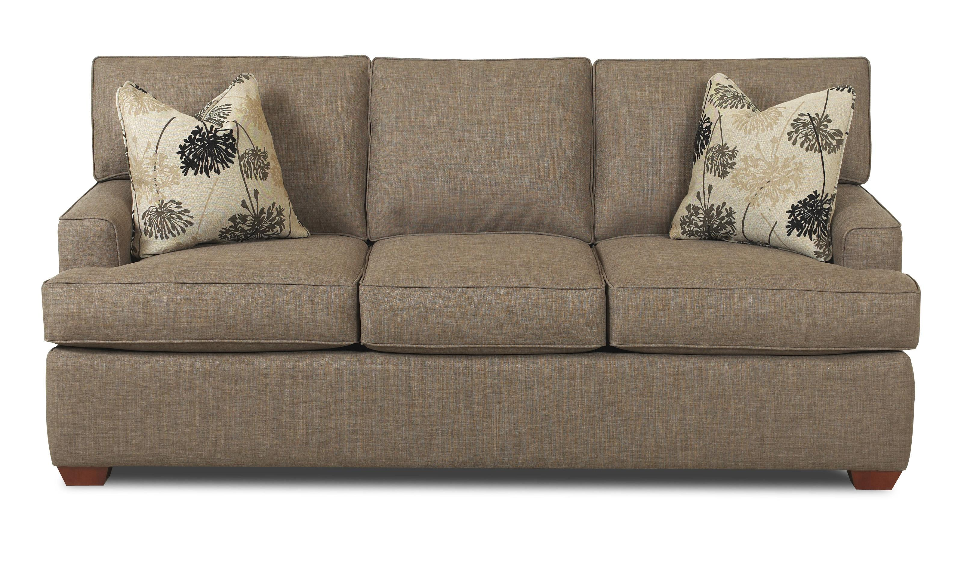 Pantego Air Dream Sleeper Sofa by Klaussner at Northeast Factory Direct