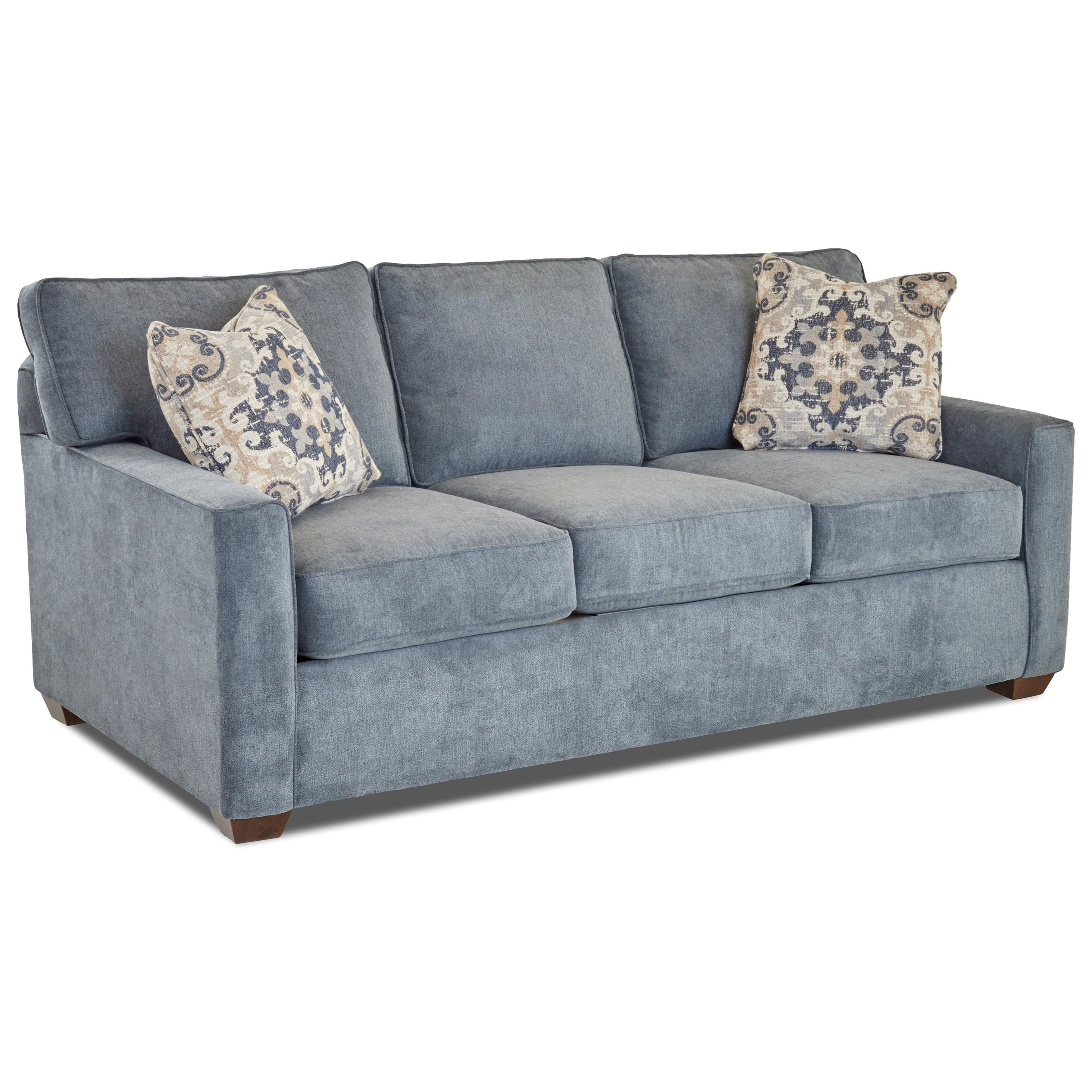 Pantego Dreamquest Sleeper Sofa by Klaussner at Van Hill Furniture
