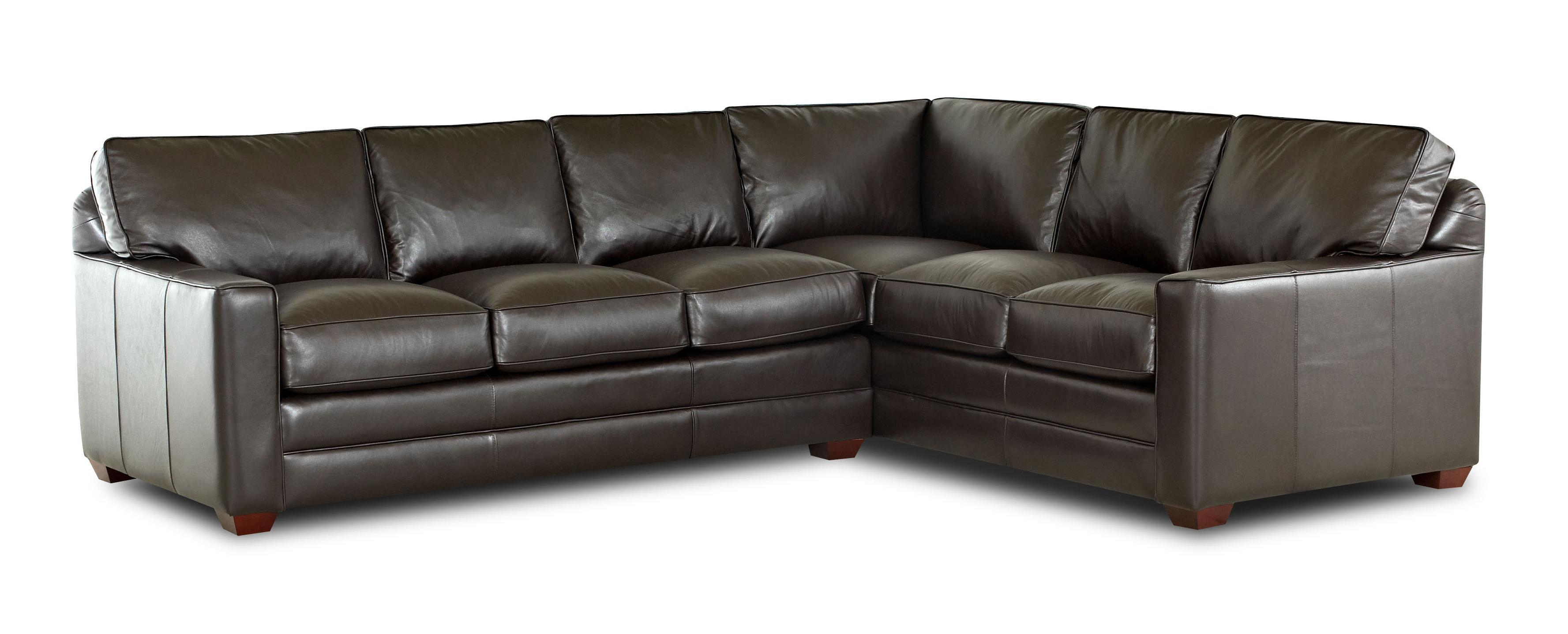 Pantego 2 Piece Sectional Sofa w/ RAF Corner by Klaussner at Northeast Factory Direct
