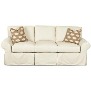 Klaussner Patterns Sofa