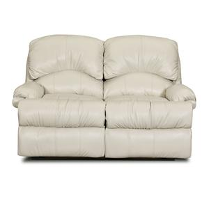 Klaussner Phoenix II Casual Power Reclining Loveseat