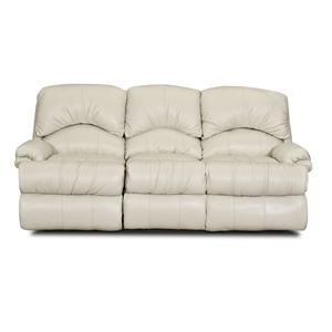Klaussner Phoenix II Casual Power Reclining Sofa