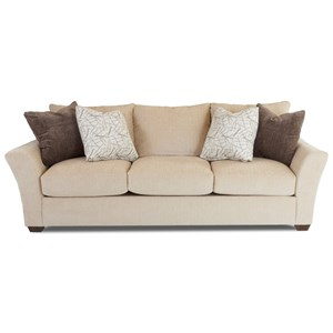 Pinecrest Sofa with Flared Arms