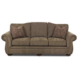 Klaussner Platter Street Sofa