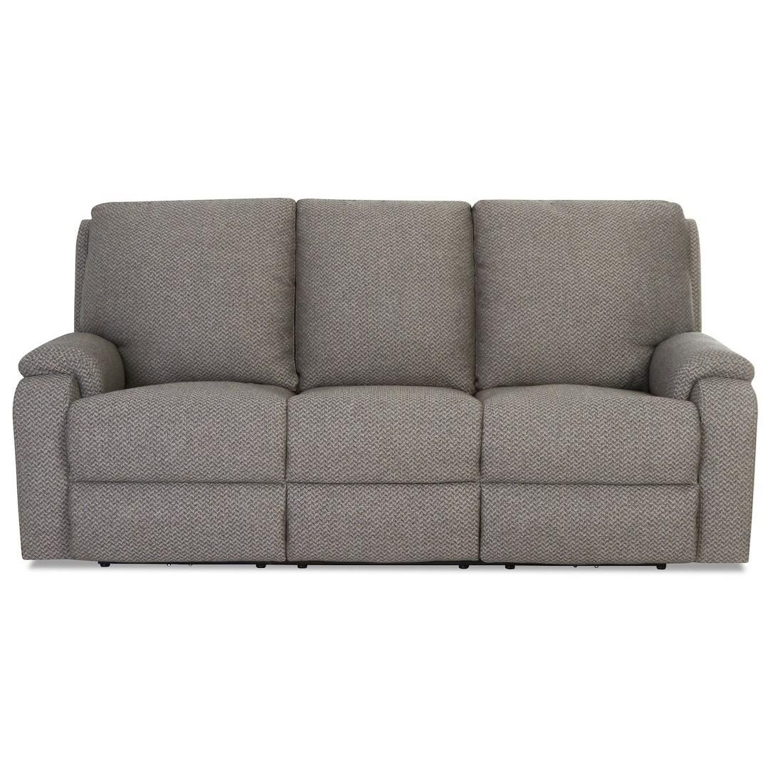 Podrick Power Reclining Sofa by Klaussner at Johnny Janosik