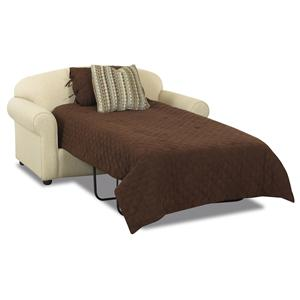 Innerspring Twin Sleeper Loveseat