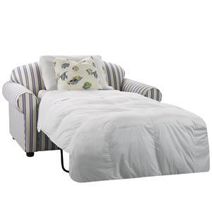 Klaussner Possibilities Royale Chair Sleeper