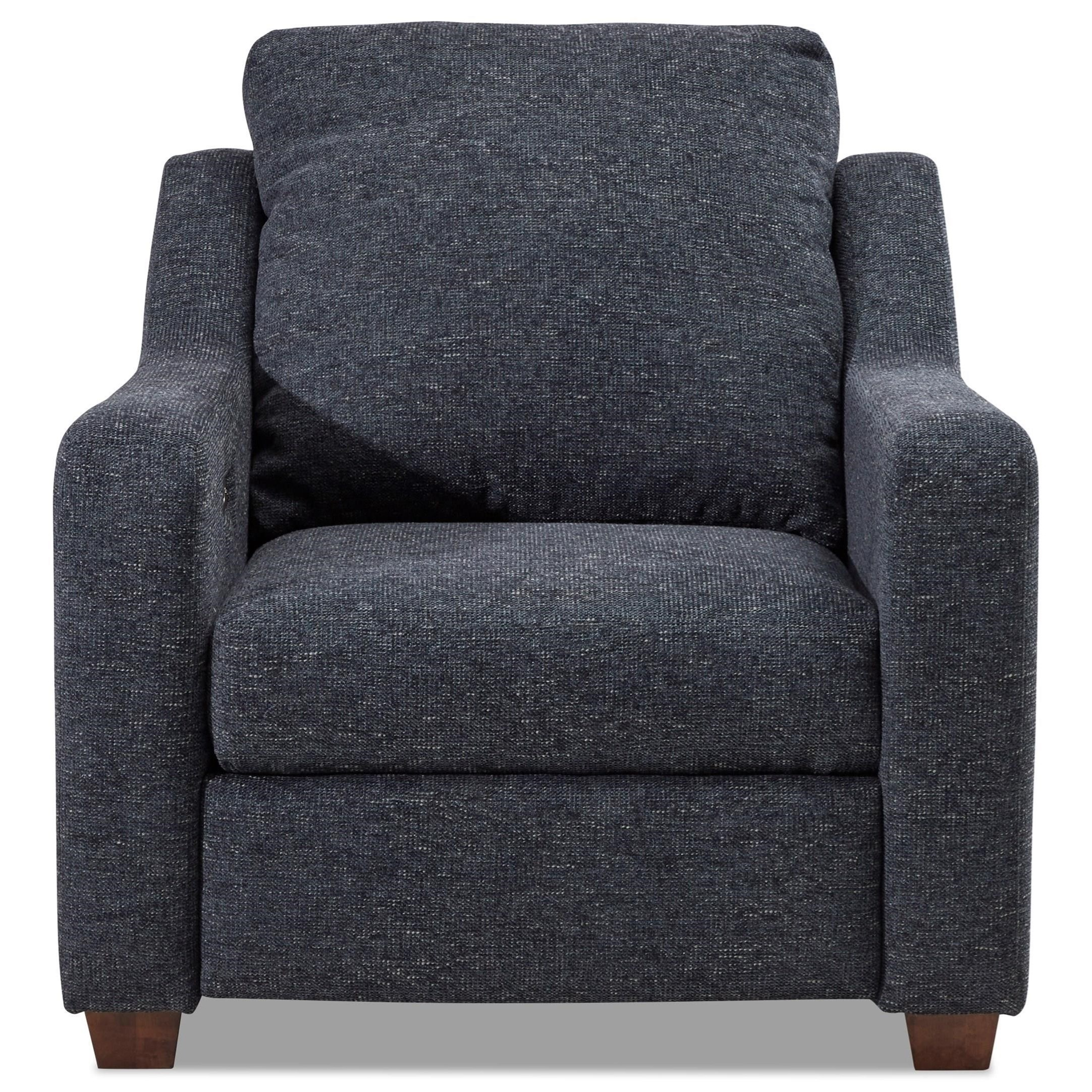 Pryor Power Recliner by Klaussner at Northeast Factory Direct