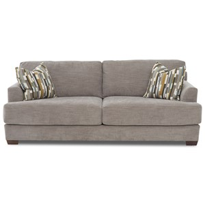 Two Cushion Sofa with Deep Seats