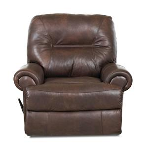 Klaussner Roadster Traditional Power Reclining Chair