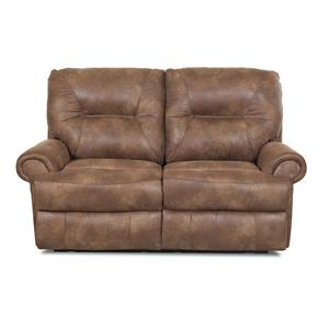 Klaussner Roadster Traditional Power Reclining Loveseat