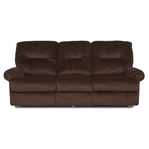 Klaussner Roadster Traditional Reclining Sofa