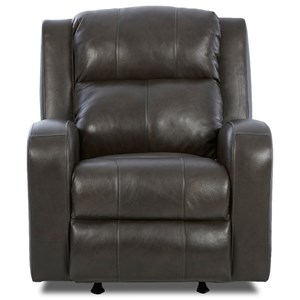 Casual Rocking Reclining Chair