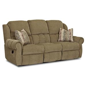 Klaussner Rowling Casual Reclining Sofa