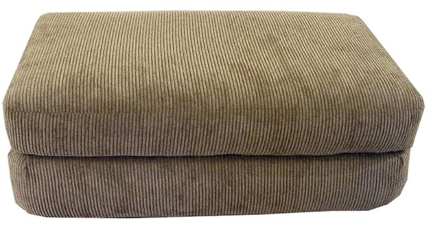 Samantha Ottoman by Klaussner at Northeast Factory Direct