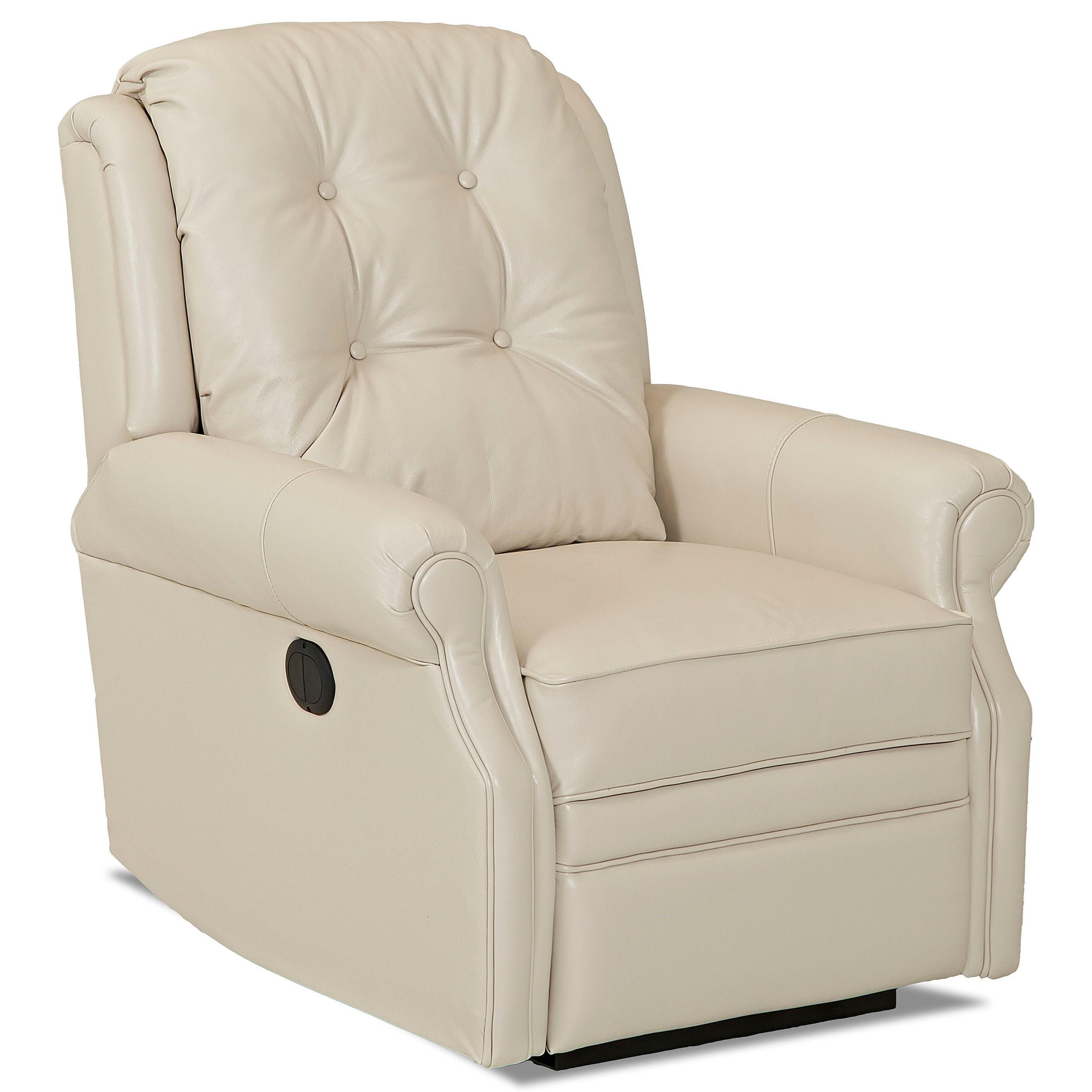 Sand Key Power Reclining Chair by Klaussner at Catalog Outlet