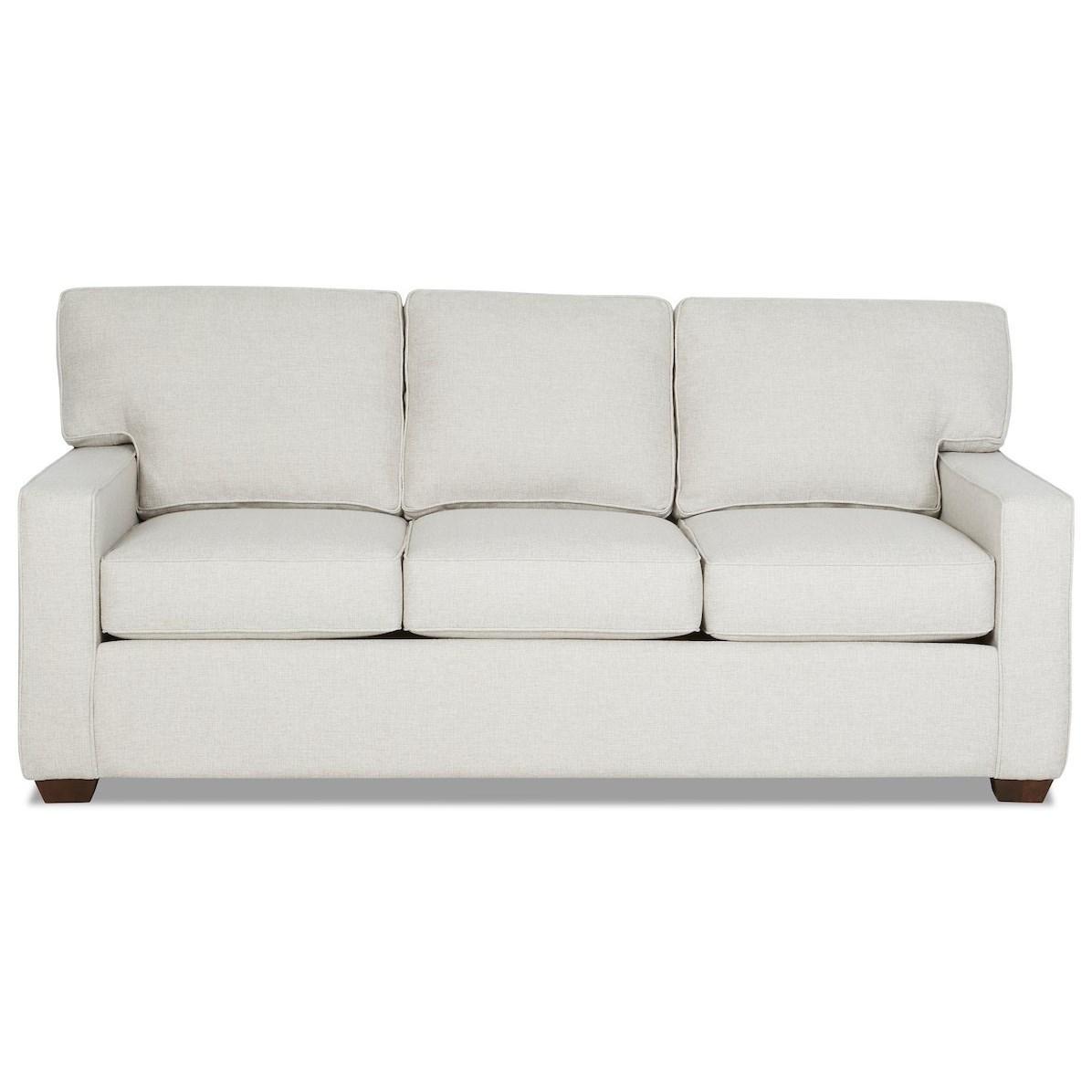 Selection Sofa by Klaussner at Pilgrim Furniture City