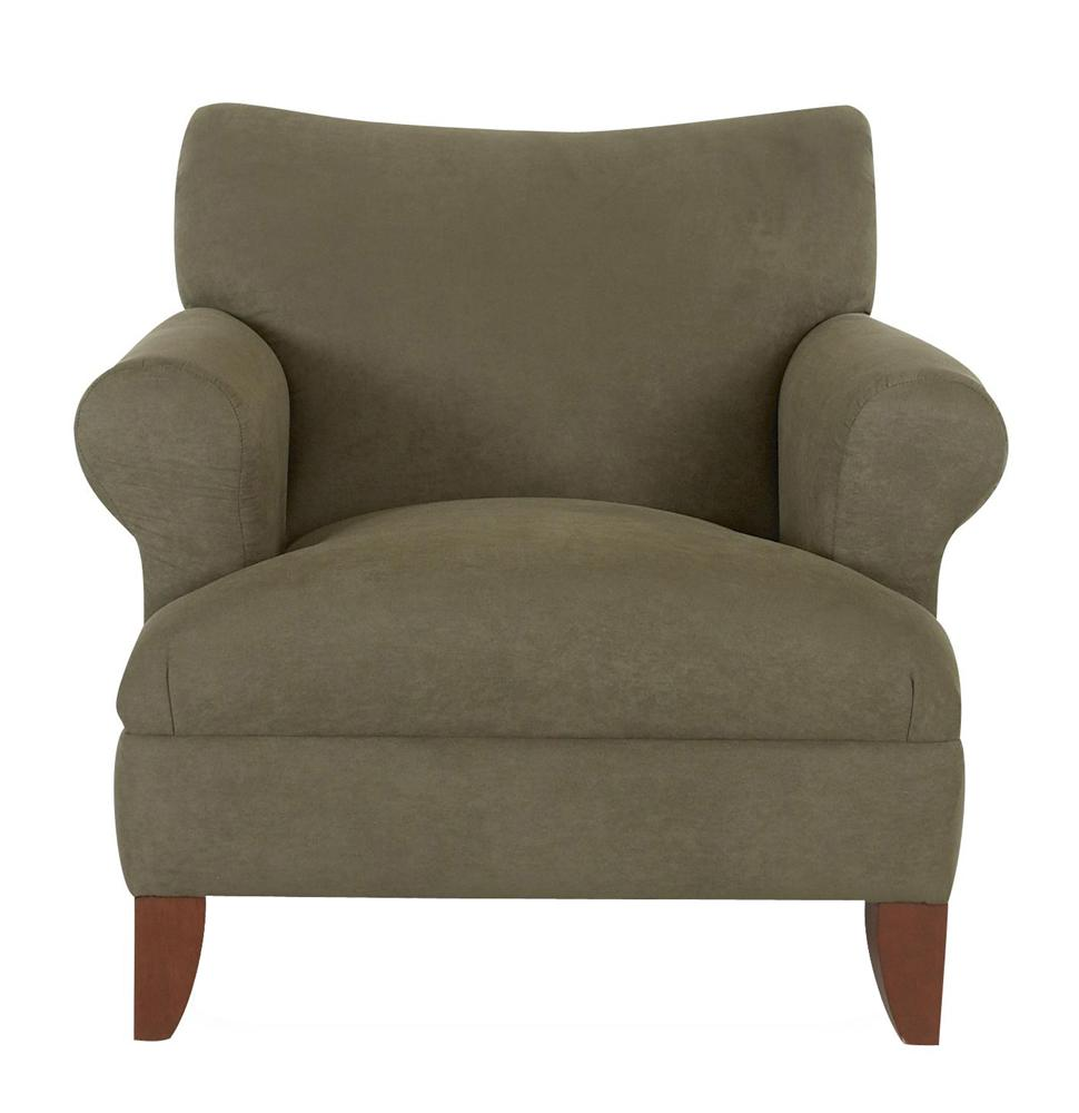 Simone Upholstered Chair by Klaussner at Northeast Factory Direct