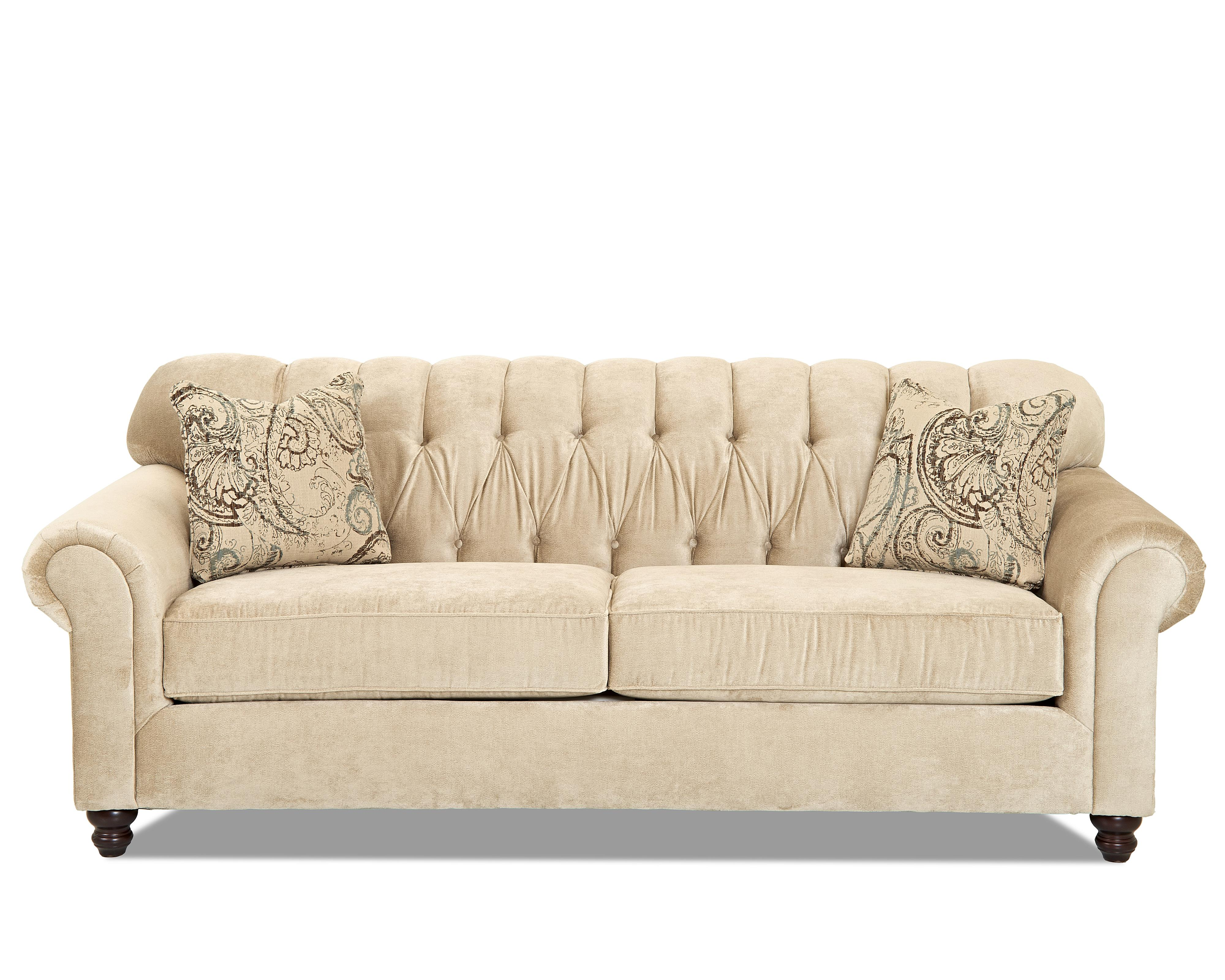 Sinclair Sofa by Klaussner at Johnny Janosik