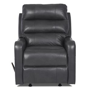 Contemporary Power Rocking Reclining Chair