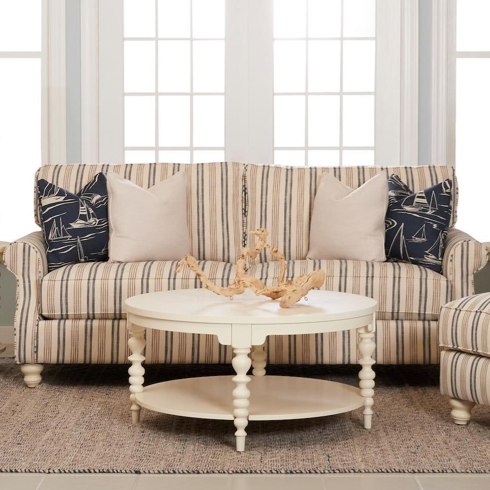 Tifton Sofa by Klaussner at Johnny Janosik