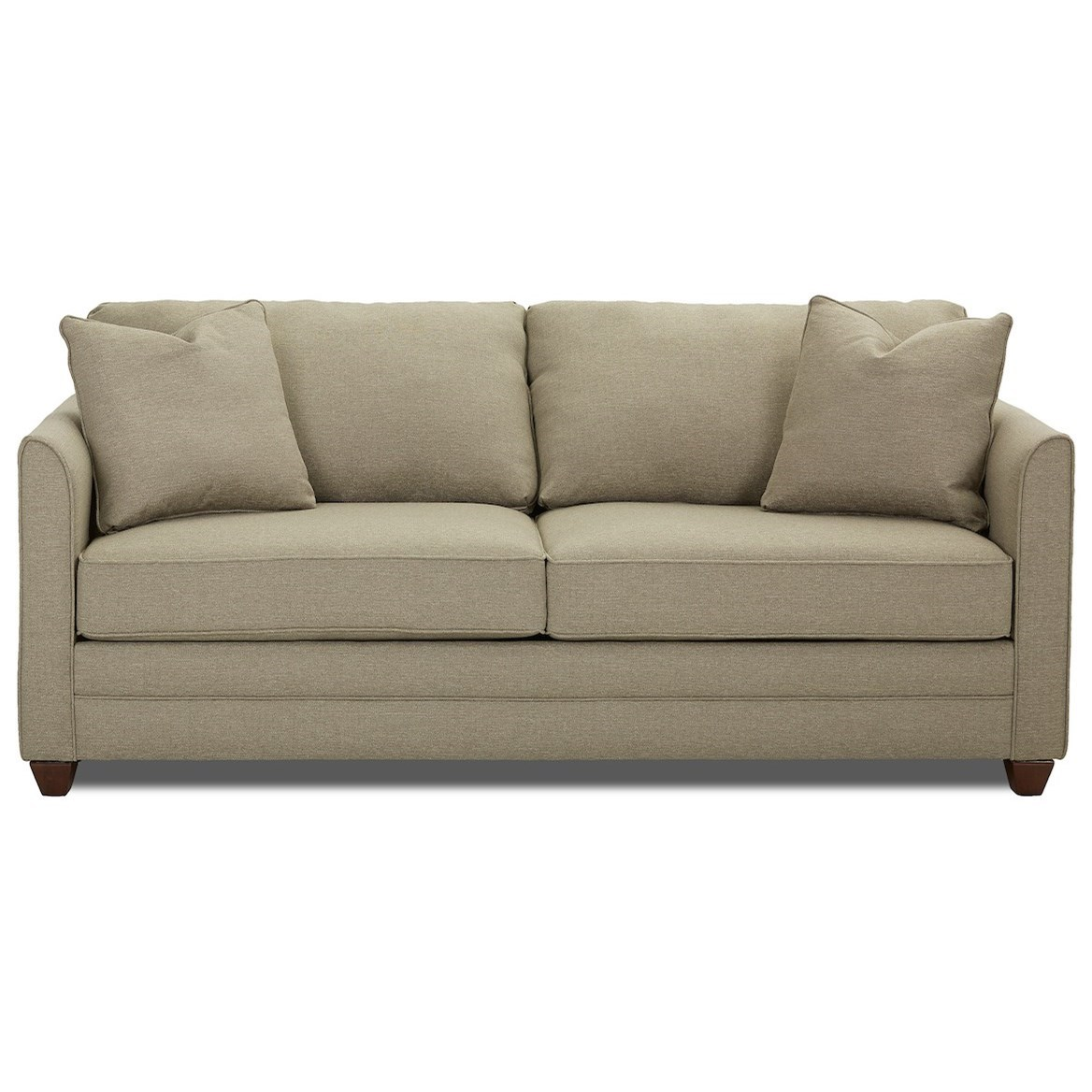 Tilly Sofa by Klaussner at Johnny Janosik