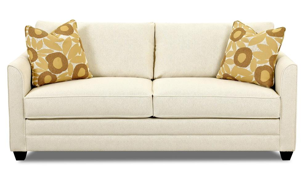 Tilly Queen Sleeper Sofa by Klaussner at Northeast Factory Direct