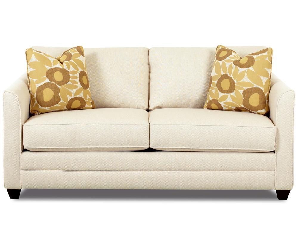 Tilly Regular Air Dream Sleeper Sofa by Klaussner at Northeast Factory Direct