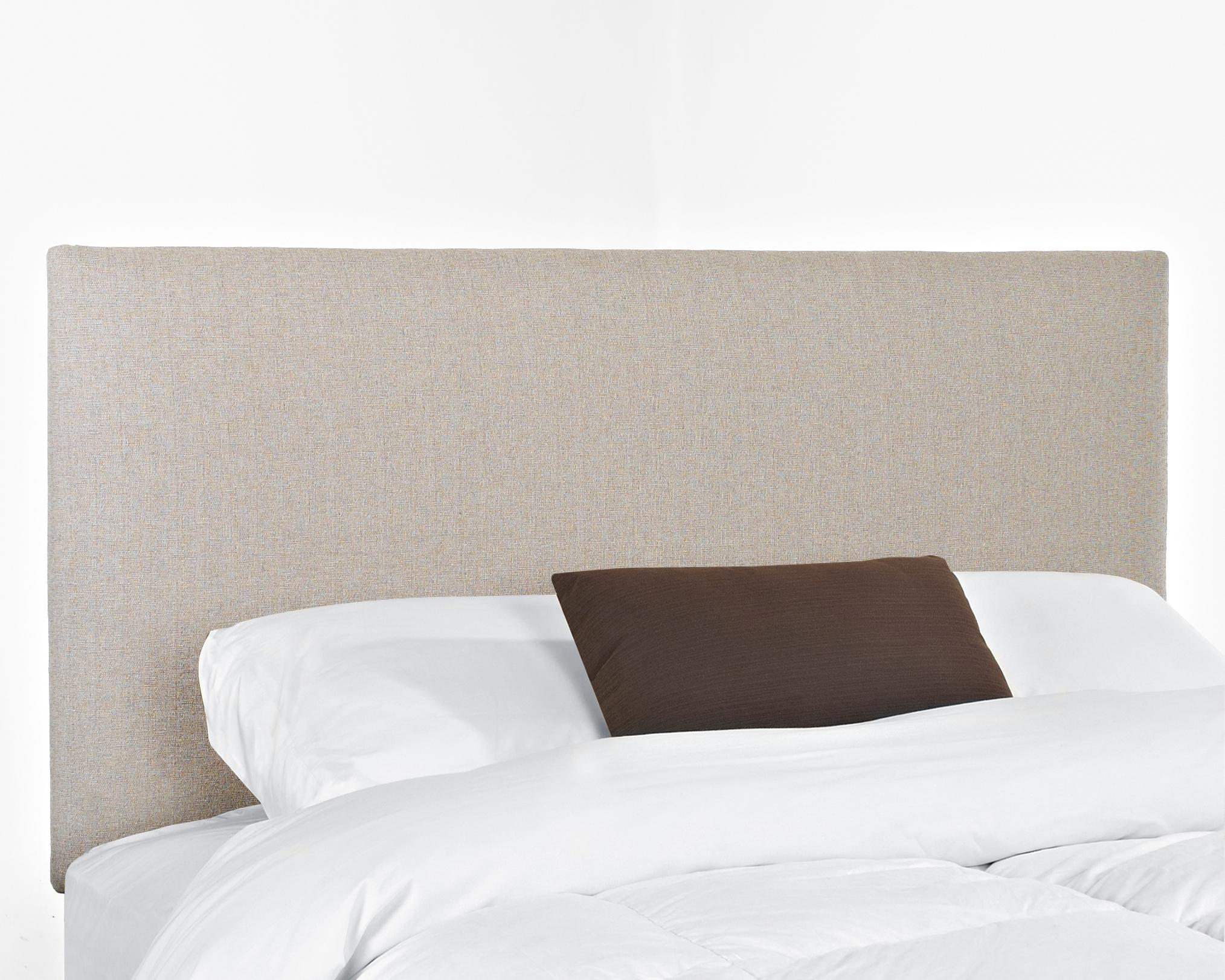 Upholstered Beds and Headboards Heron Twin Headboard by Klaussner at Northeast Factory Direct