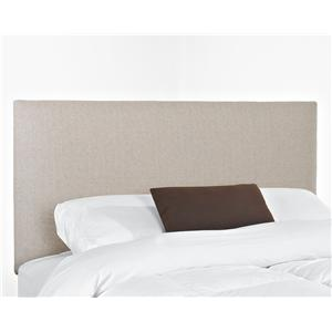 Klaussner Upholstered Beds and Headboards Heron Twin Headboard