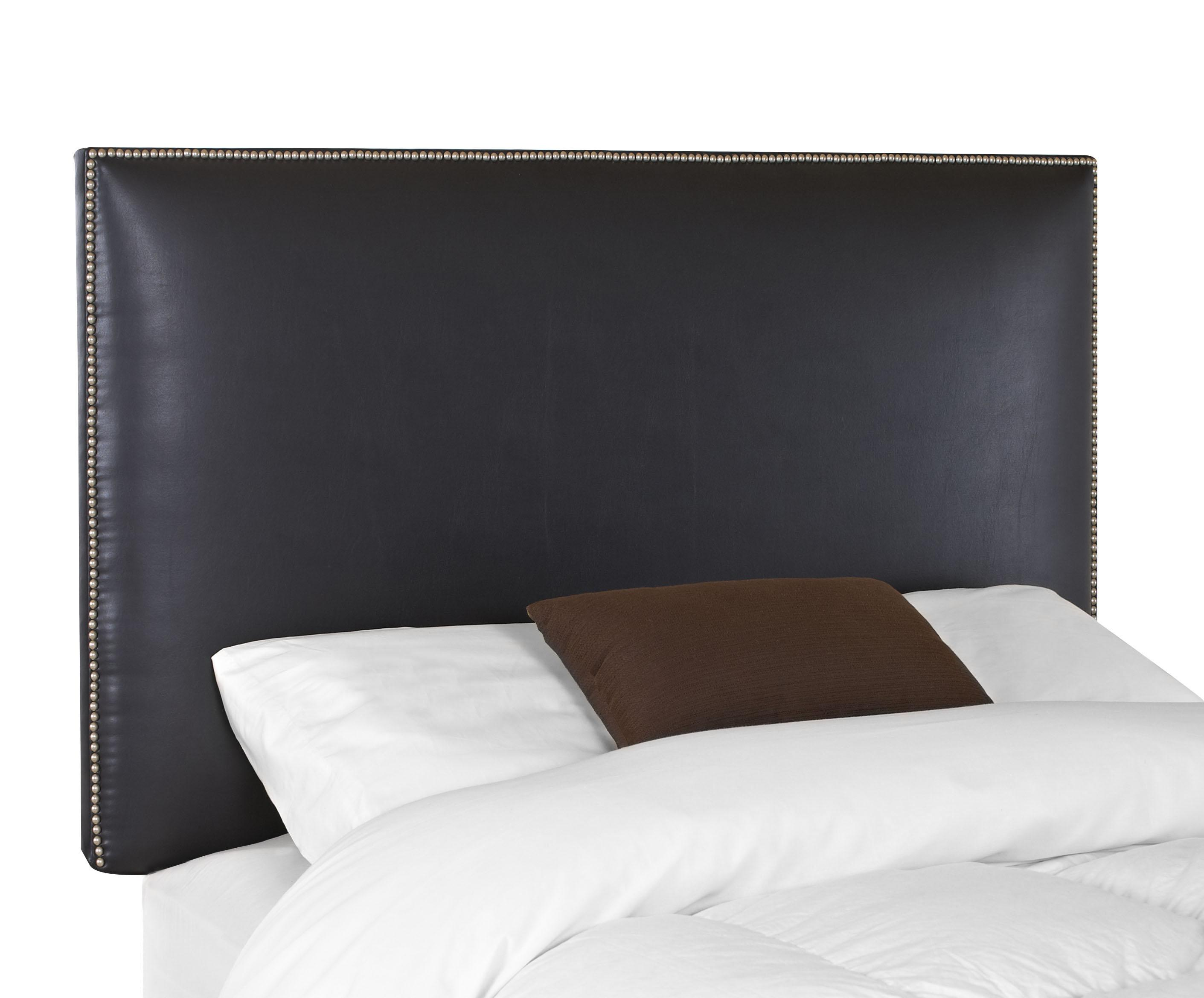 Upholstered Beds and Headboards Glade King Upholstered Headboard by Klaussner at Johnny Janosik
