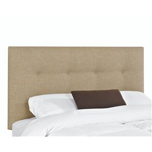 Klaussner Upholstered Beds and Headboards Duncan Twin Upholstered Headboard