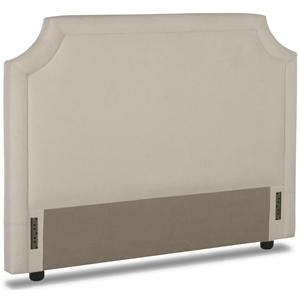 Klaussner Upholstered Beds and Headboards Full Upholstered Headboard