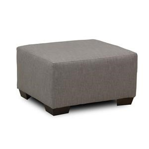 Contemporary Chair Ottoman