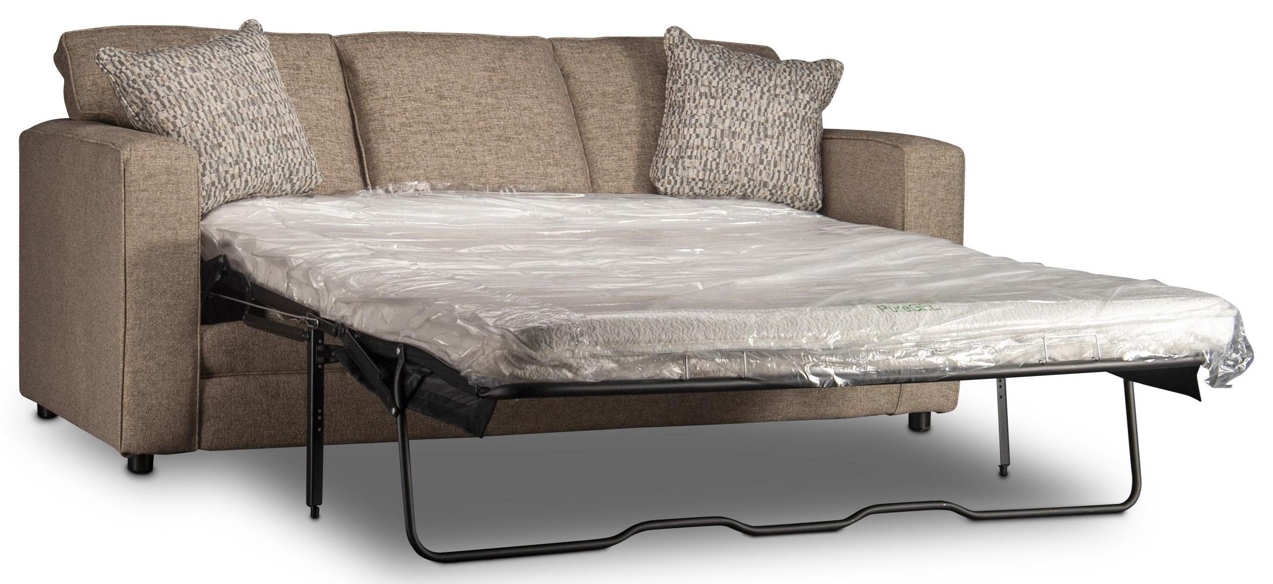 Vera Vera Queen Sleeper Sofa by Klaussner at Morris Home
