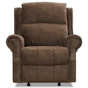 Pwr Reclining Chair w/ Pwr Head & Lumbar
