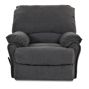 Klaussner Weatherstone Casual Swivel Gliding Reclining Chair