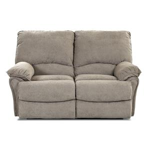 Klaussner Weatherstone Casual Reclining Loveseat