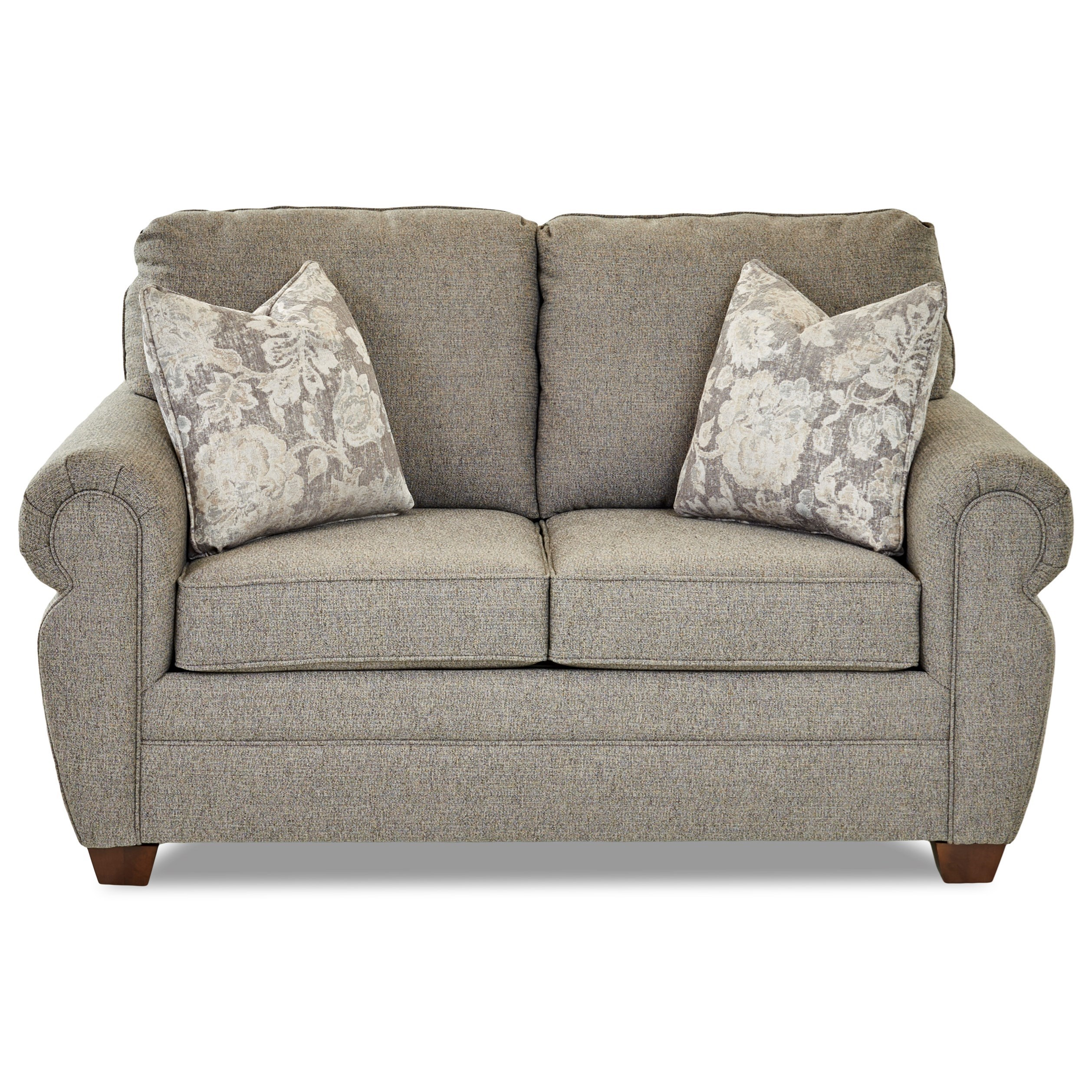 Westbrook Loveseat by Klaussner at Johnny Janosik