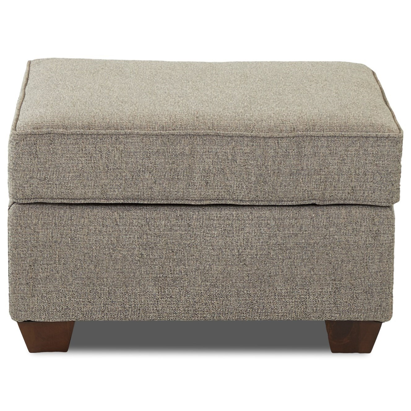 Westbrook Ottoman by Klaussner at Johnny Janosik