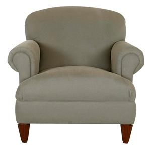 Klaussner Wrigley Upholstered Stationary Chair