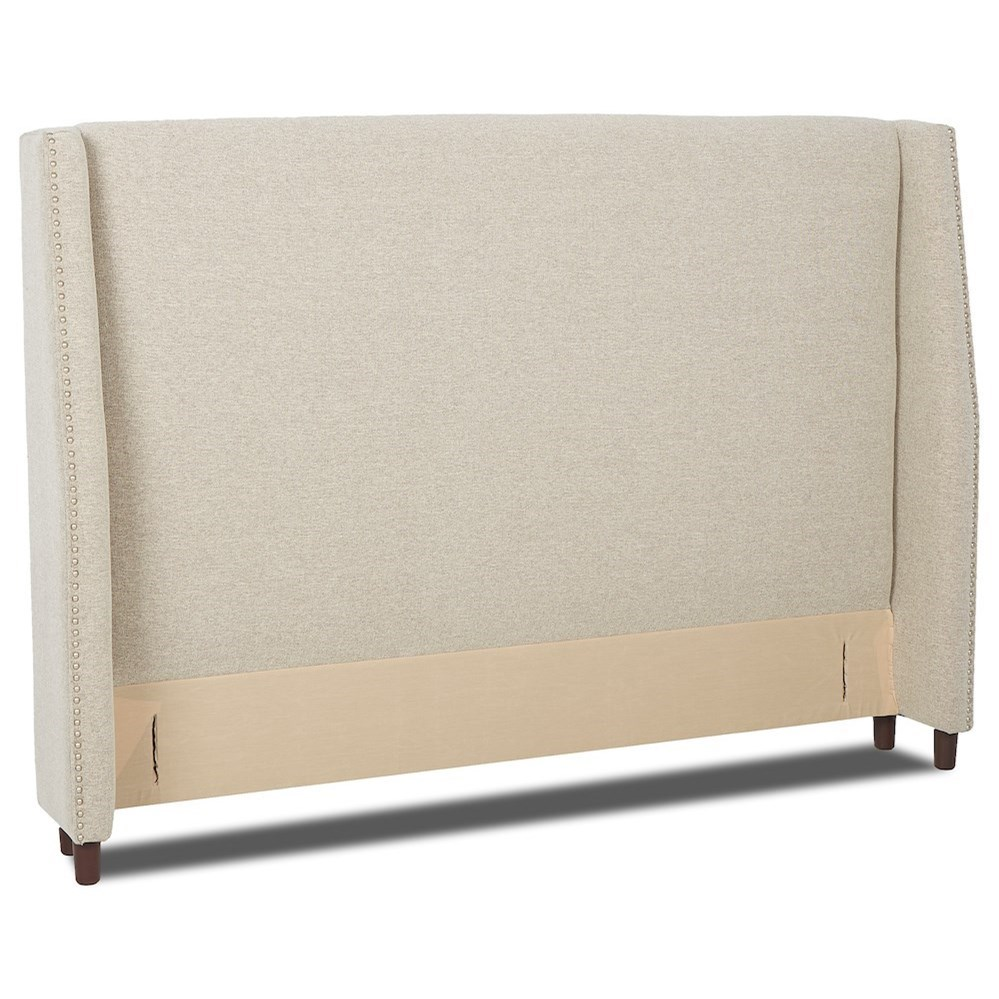 Yale King Size Headboard by Klaussner at Northeast Factory Direct